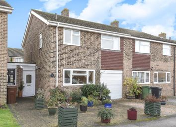 Thumbnail 3 bed semi-detached house for sale in Chalgrove, Oxford