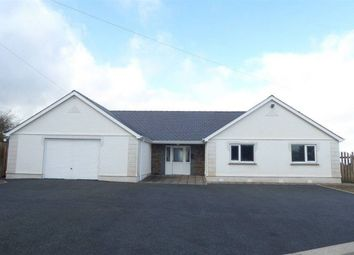 Thumbnail 3 bed bungalow for sale in Bancyffordd, Llandysul