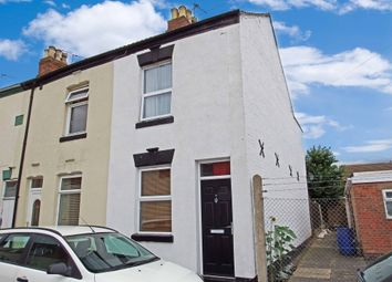 Thumbnail 2 bed end terrace house for sale in Oxford Street, Syston, Leicester