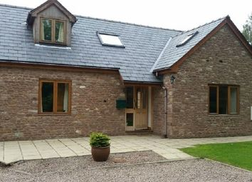 Thumbnail 3 bed detached house to rent in Upper Wrigglebrook Croft, Wrigglesbrook, Kingsthorne, Hereford