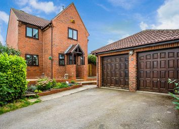 Thumbnail 4 bedroom detached house for sale in Sycamore Leys, Steeple Claydon, Buckingham