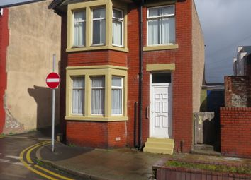 Thumbnail 3 bed detached house to rent in Cecil Street, Blackpool