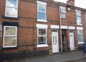 Thumbnail 2 bedroom terraced house to rent in Clifford Street, Wilmorton, Derby