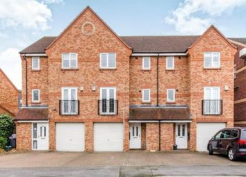 Thumbnail 4 bed terraced house to rent in Fewston Way, Doncaster