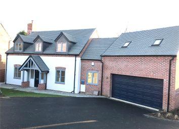 Thumbnail 4 bedroom detached house for sale in Birch Terrace, Birch Road, Ellesmere
