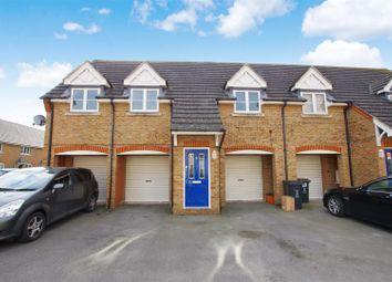 Thumbnail 2 bed flat for sale in Wise Close, Upper Stratton, Swindon