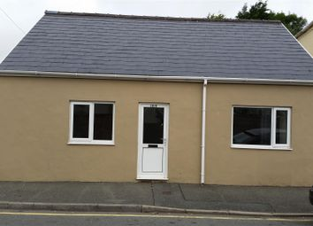 Thumbnail 1 bed bungalow for sale in 159 Back Lane, Prendergast, Haverfordwest