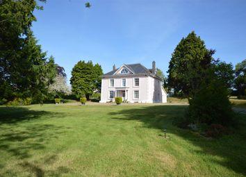 Thumbnail 7 bed detached house for sale in Capel Ffynnon, Pentregat, Llandysul
