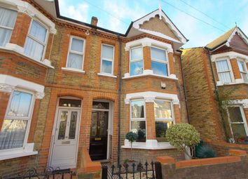 Thumbnail 4 bed semi-detached house for sale in Seward Road, Hanwell