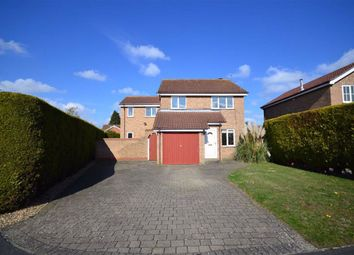 Thumbnail 4 bedroom detached house for sale in Mayfield Road, Brayton, Selby