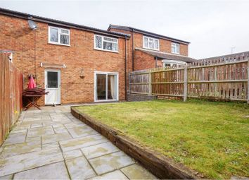 Thumbnail 3 bed terraced house for sale in Windsor Close, Bragbury End, Stevenage