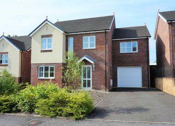 Thumbnail 4 bed detached house for sale in Parc Pencae, Llandybie, Ammanford
