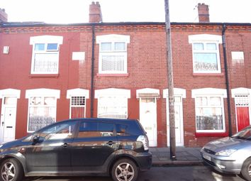 Thumbnail 2 bedroom terraced house for sale in Westbourne Street, Belgrave, Leicester