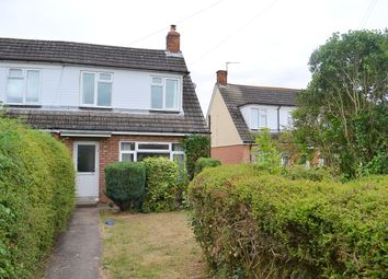 Thumbnail 2 bed semi-detached house for sale in Somerville Road, Alrewas, Burton-On-Trent
