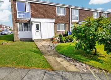 Thumbnail 2 bedroom flat for sale in Woodhill Road, Cramlington