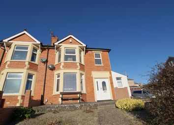 Thumbnail 3 bed semi-detached house for sale in 106, Dock View Road, Barry, Vale Of Glamorgan