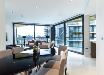 Thumbnail 3 bed flat for sale in Four Riverlight Quay, 9 Nine Elms, Vauxhall, London SW11, Vauxhall,