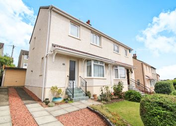 Thumbnail 3 bed semi-detached house for sale in Rockall Drive, Simshill, Glasgow