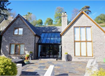 Thumbnail 5 bed detached house for sale in Waterfall Street, Oswestry