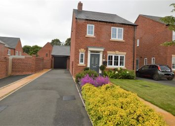 Thumbnail 3 bed detached house for sale in Stafford Close, Melbourne, Derbyshire
