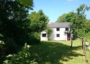 Thumbnail 4 bed cottage for sale in Ruthvoes, St. Columb