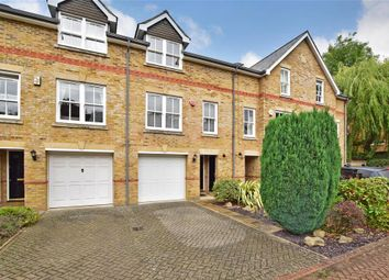 Thumbnail 4 bed town house for sale in Burlington Place, Reigate, Surrey