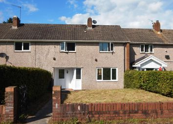 Thumbnail 3 bed terraced house to rent in Beaufort Crescent, Monkswood, Usk