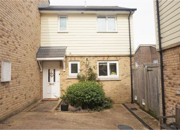Thumbnail 2 bed end terrace house for sale in Trent Mews, Cowes
