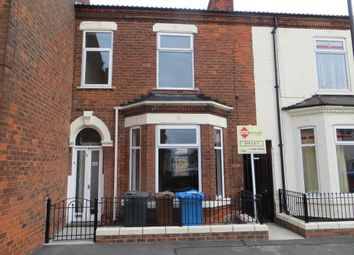 Thumbnail 2 bedroom terraced house to rent in Dee Street, Hull