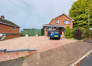 Nover Wood Drive, Fownhope, Hereford HR1. 3 bed detached house