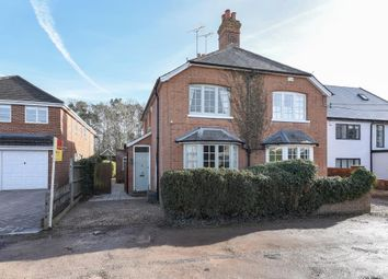 Thumbnail 3 bed semi-detached house for sale in Woodside, Berkshire