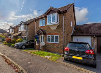 Thumbnail 3 bed link-detached house for sale in Orchard Grove, Caversham, Reading