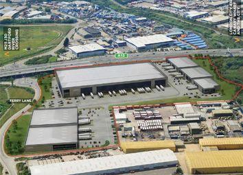 Thumbnail Industrial to let in Avocet Distribution Park, Ferry Lane, Rainham, Essex