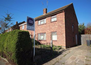 Thumbnail 3 bed semi-detached house for sale in Shelley Road, Wellingborough, Northamptonshire