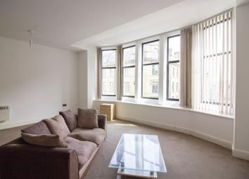 Thumbnail 1 bed flat to rent in York House, Upper Piccadilly, Bradford