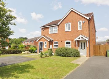 Thumbnail 2 bedroom semi-detached house to rent in 6 Hallwood Drive, Ledbury, Herefordshire