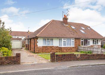 Thumbnail Semi-detached bungalow for sale in Adur Road, Burgess Hill