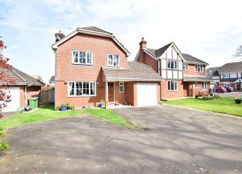 Thumbnail 4 bed detached house for sale in Treadcroft Drive, Horsham, West Sussex