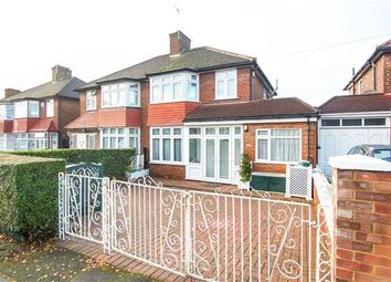 Thumbnail 4 bed semi-detached house for sale in Holyrood Gardens, Edgware
