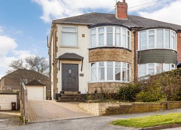 Thumbnail 3 bed semi-detached house for sale in Chelwood Avenue, Leeds