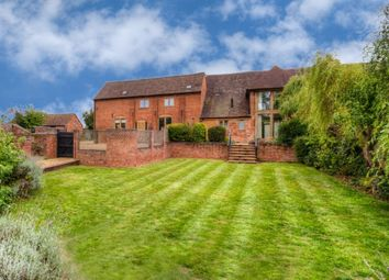 Thumbnail 5 bed barn conversion to rent in Bericote Road, Blackdown, Leamington Spa
