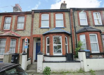 Thumbnail 2 bed terraced house for sale in Rosebery Avenue, Ramsgate