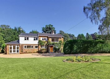 Thumbnail 5 bed detached house to rent in Common Road, Ightham, Sevenoaks