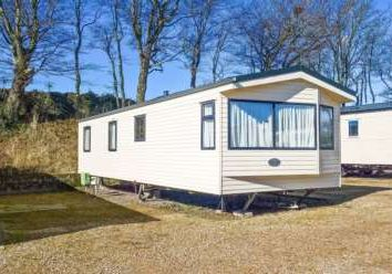 Thumbnail 3 bed mobile/park home for sale in Lauriston, St. Cyrus, Montrose