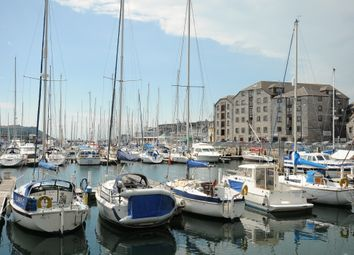 Thumbnail 2 bed flat for sale in Dolphin House, Sutton Harbour, Plymouth, Devon