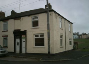 Thumbnail 2 bed end terrace house to rent in Main Street, Witton Park