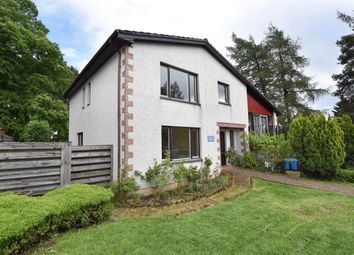 Thumbnail 4 bedroom detached house for sale in 18 Hillside Avenue, Kingussie