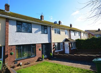 Thumbnail 3 bed terraced house for sale in Penrhyn Close, Rumney, Cardiff.