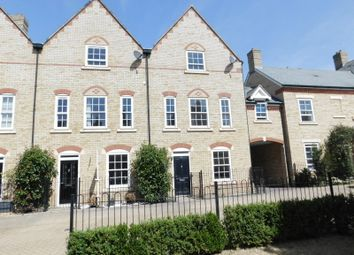 Thumbnail 4 bed terraced house for sale in Nickleby Way, Stotfold, Herts