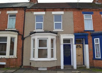 Thumbnail 3 bed terraced house for sale in Shelley Street, Poets Corner, Northampton